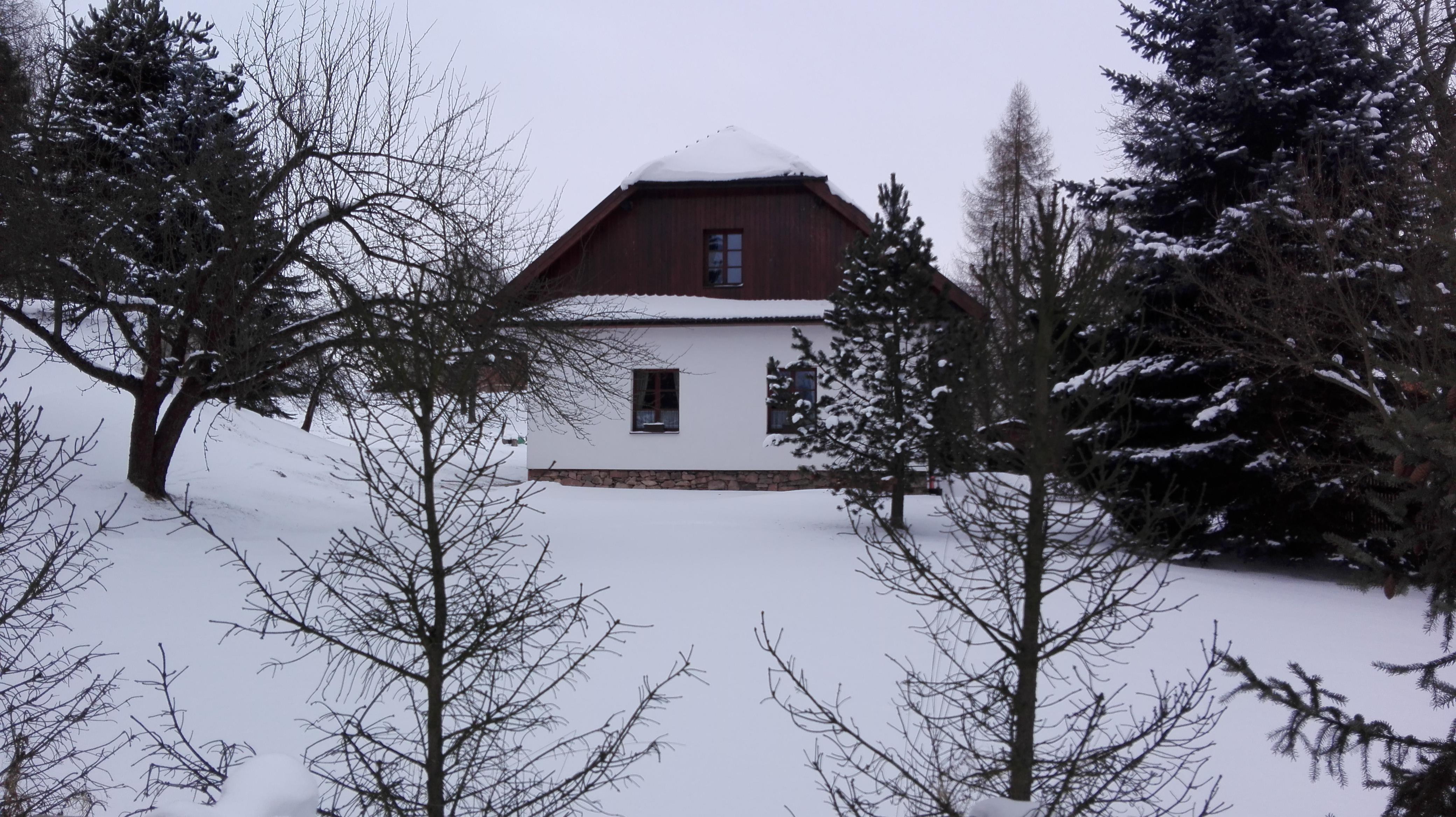 Zimní pobyty na Vysočině